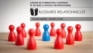 Atelier de formation continue - Blessures Relationnelles