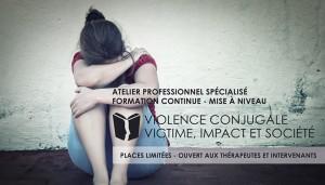 Atelier Violence conjugale victime, impact et société