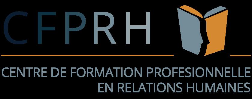 Logo CFPRH Centre de Formation Professionelle en Relation Humaines